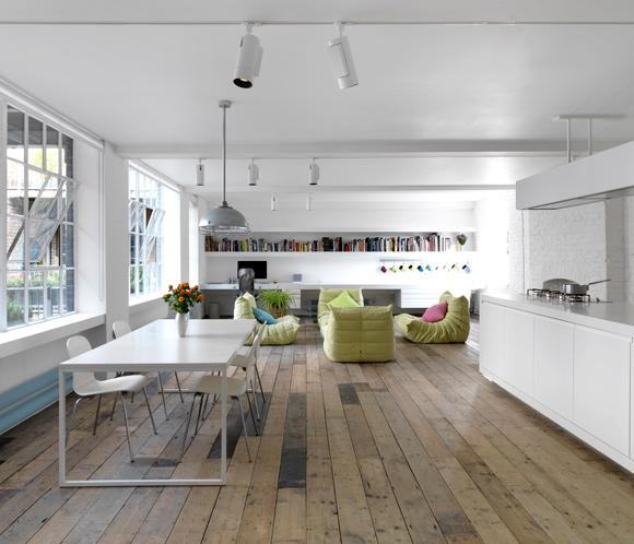 Un apartamento abierto y luminoso en londres noticias - Apartamento en londres ...