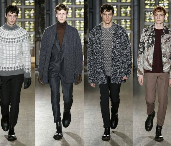 La London Collections inaugura la temporada de pasarelas masculinas