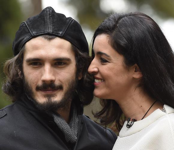 La complicidad de blanca romero y yon gonz lez horas antes for Blanca romero serie antena 3