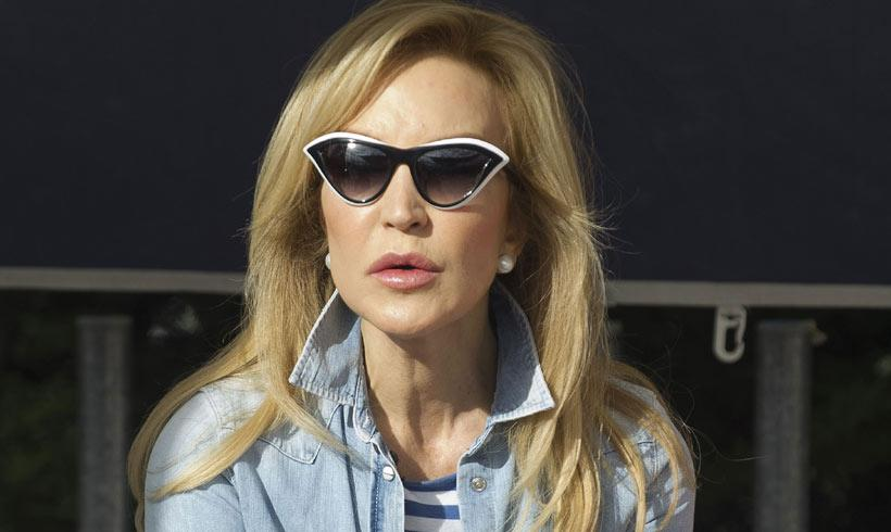 Carmen lomana desolada tras la muerte de su madre - Biografia de carmen lomana ...