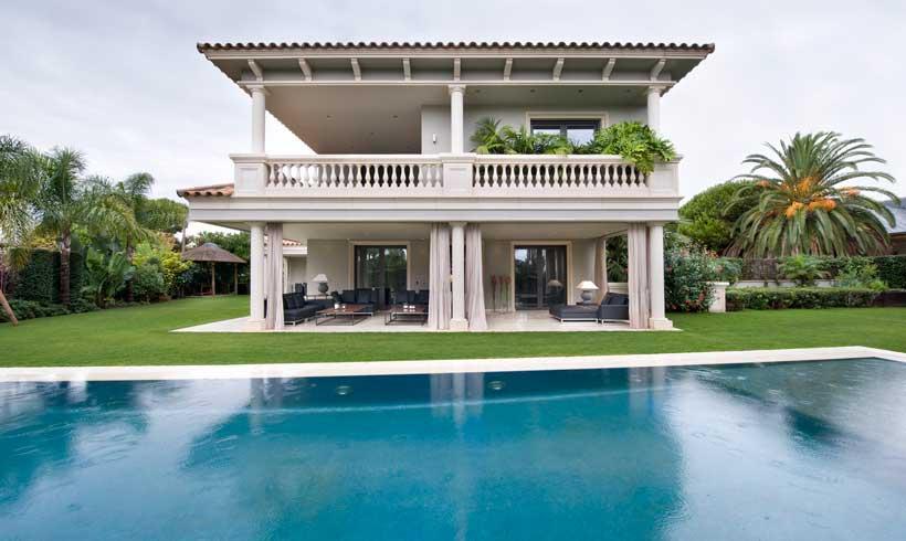 Una casa de pel cula al m s puro estilo californiano - Casas de peliculas ...