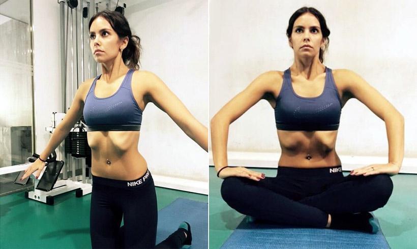 La entrenadora de Cristina Pedroche: '¡Estoy alucinada con su cambio físico!'