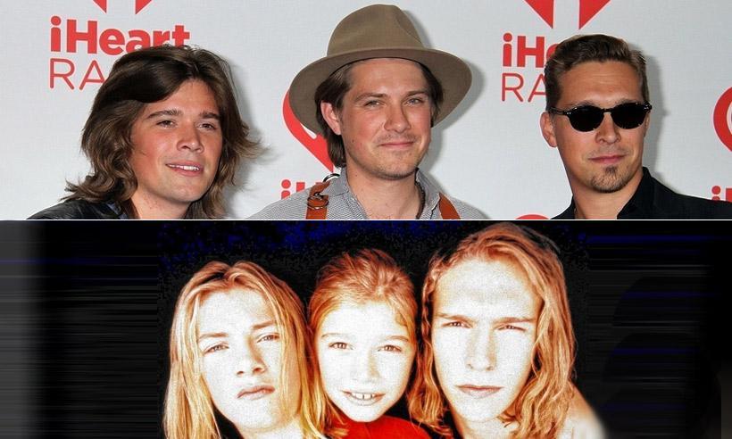 ¡Cómo hemos cambiado! Hanson vuelven a la carga para celebrar su 25 aniversario