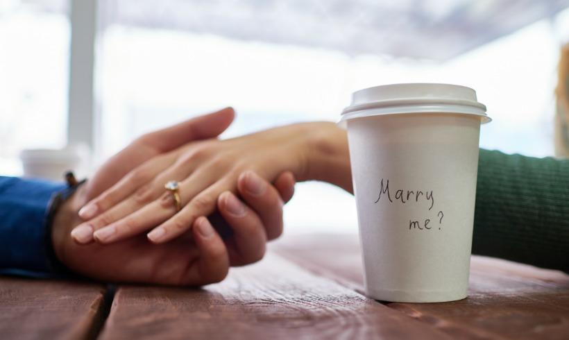 10 ideas sencillas y románticas para la pedida de mano