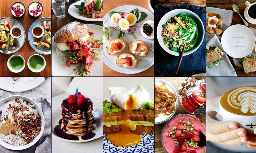 ¿Sin ideas para tu desayuno? ¡Inspírate en estas diez cuentas de Instagram!
