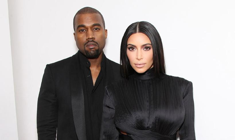Kanye West y Kim Kardashian apenados por la inesperada muerte de su sobrino