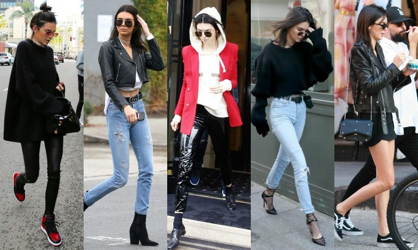 ¿Preparada para un 'finde largo' (si tienes festivo el día 20)? Inspírate en la maleta de Kendall Jenner