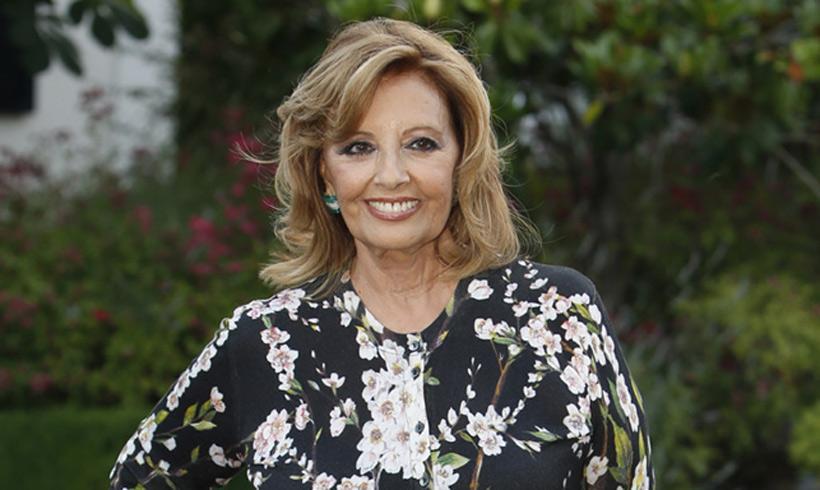 ¿Cuál es el nuevo proyecto de María Teresa Campos?