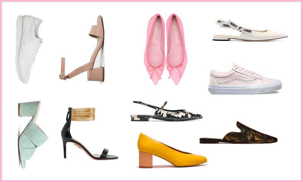 'Shooping': Hazte con los zapatos estrella de la primavera