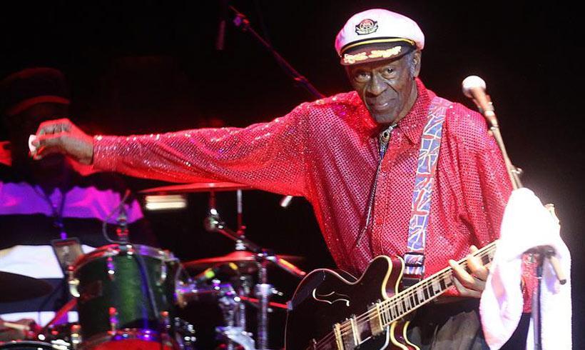 Chuck Berry, uno de los grandes fundadores del rock, fallece a los 90 años
