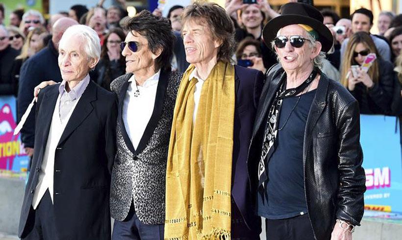 Los Rolling Stones lamentan la muerte de Chuck Berry, el 'pionero del rock'