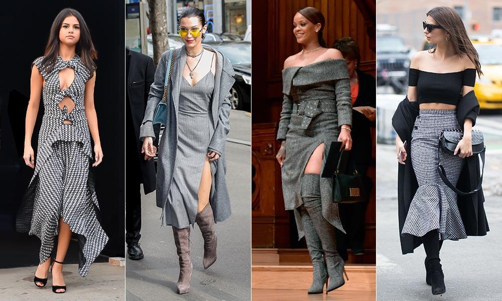 Las embajadoras del nuevo estilo 'lady'