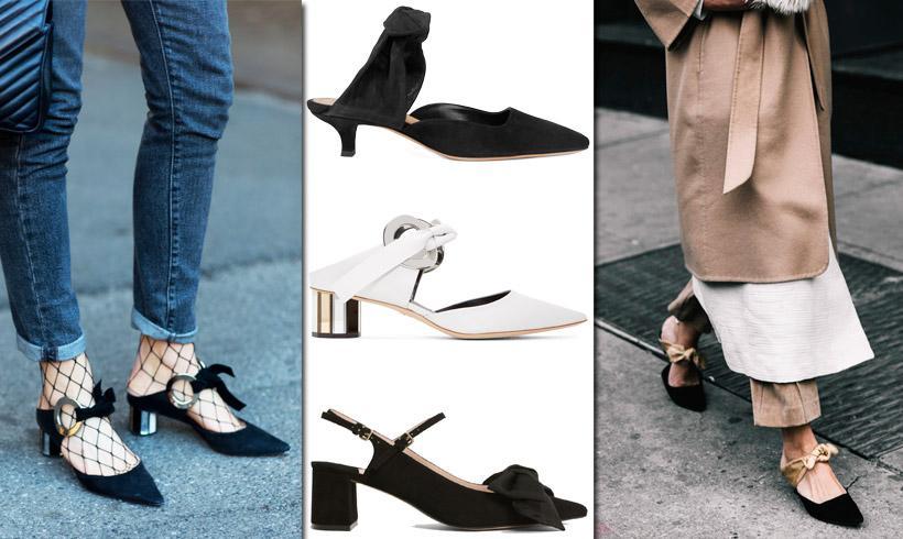 ¡Los queremos (y ya)! Estos son los zapatos híbridos fetiche de las 'influencers'
