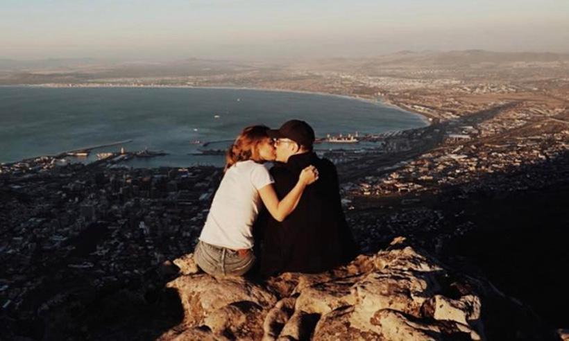 El viaje de Risto Mejide y Laura Escanes a dos meses de su boda