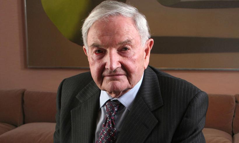 Fallece el último nieto de Rockefeller, a los 101 años