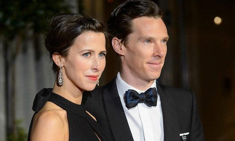 Benedict Cumberbatch ('Sherlock') ha sido padre por segunda vez