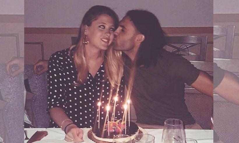 Sergio Sánchez vuela miles de kilómetros y sorprende a Elisabeth Reyes en su cumpleaños