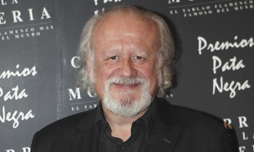 Juan Echanove se despide de la serie 'Cuéntame'