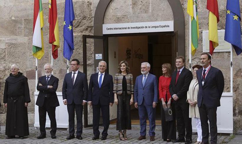 La reina Letizia inaugurará un seminario en San Millán