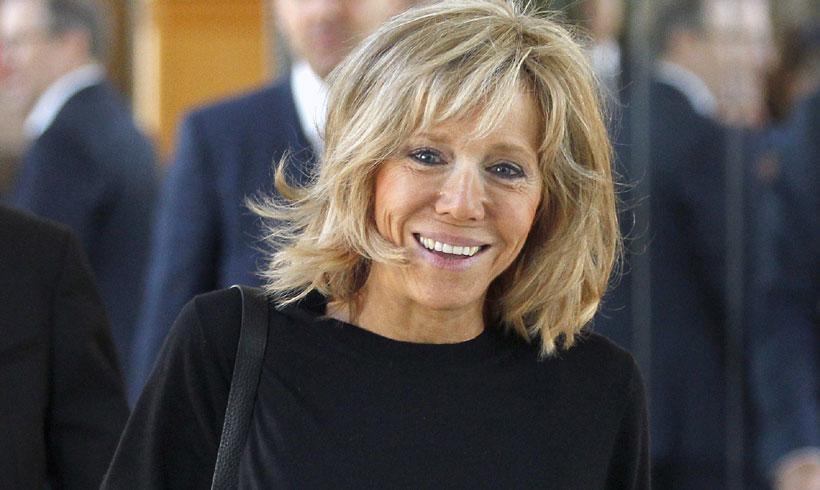 Brigitte Trogneux Las Claves Del Chic Franc S Que Ha