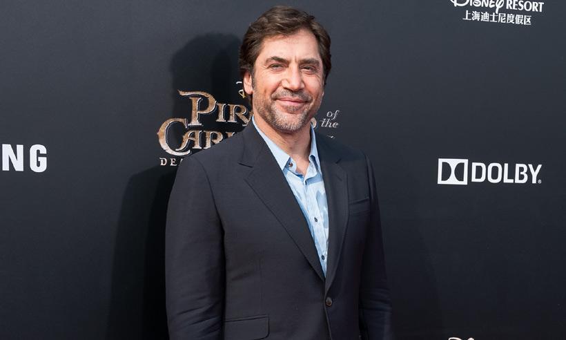Javier Bardem, en el estreno de 'Piratas del Caribe' en ... Javier Bardem 2017