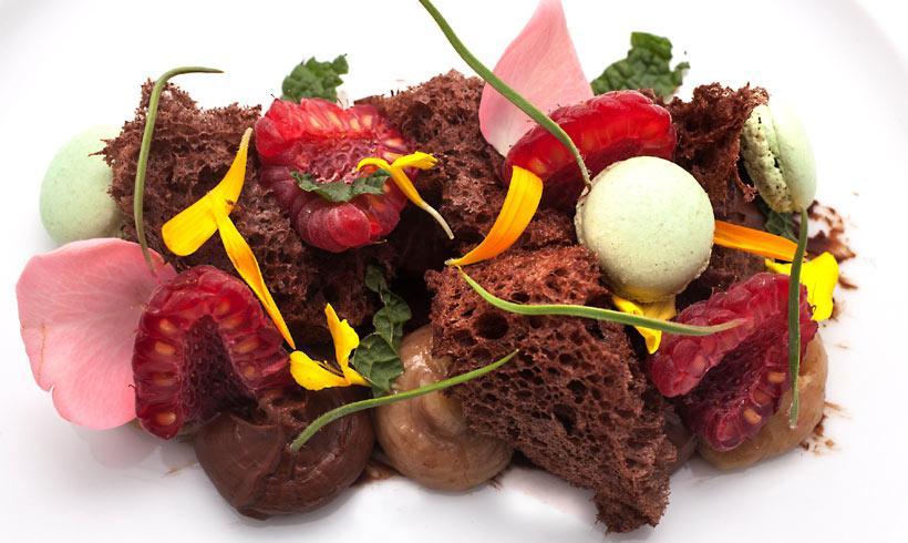 C mo cocinar con flores recetas y trucos para un men - Flores para cocinar ...
