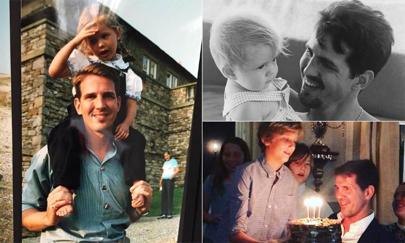 Las tiernas felicitaciones de Marie-Chantal y Olympia a Pablo de Grecia por su 50 cumpleaños