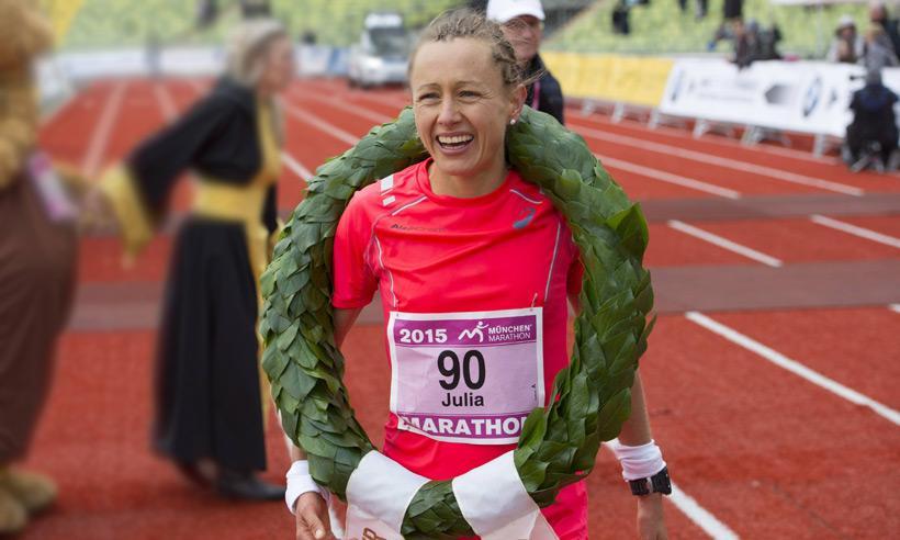 Muere la triatleta Julia Viellehner una semana después de ser atropellada por un camión