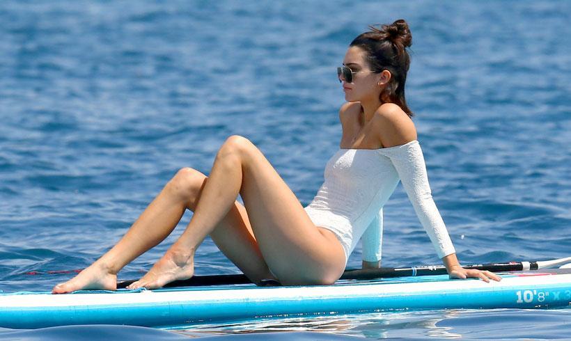 'Paddel surf': el deporte para lucir cuerpazo (como Kendall Jenner)