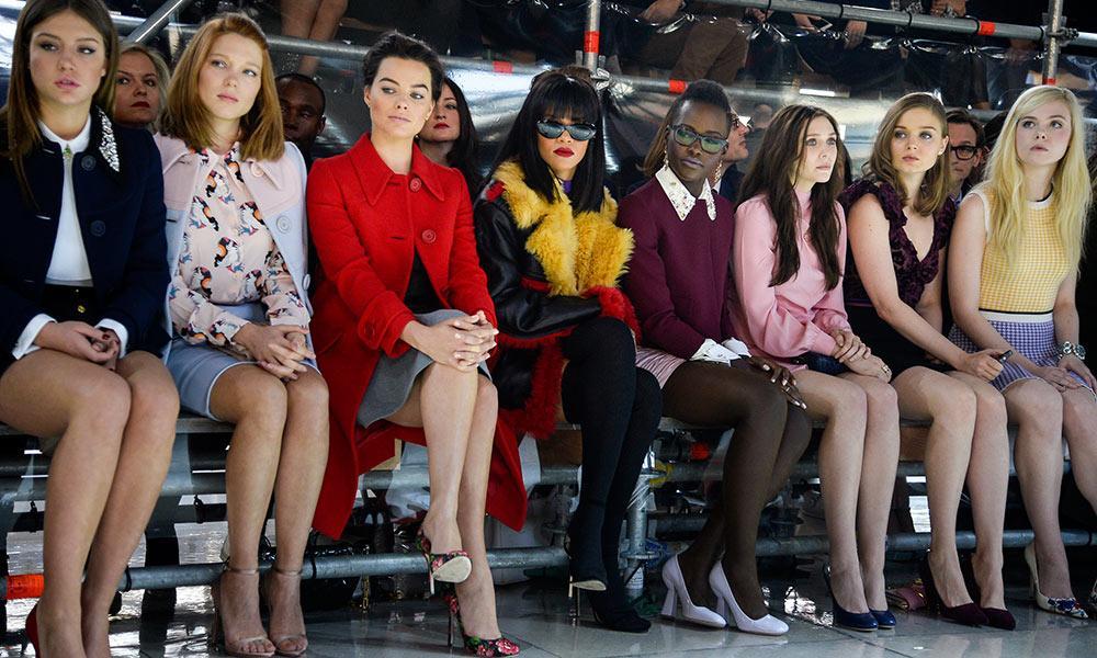 La curiosa historia detrás del 'meme' de Lupita Nyong'o y Rihanna
