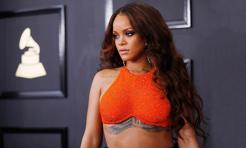 Tres meses sin ver el abdomen de Rihanna