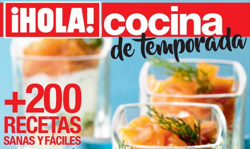 Ya a la venta: ¡Cómete el verano con el nuevo 'Especial Cocina' de la revista ¡HOLA!