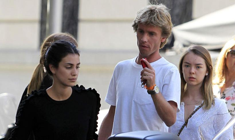 Alejandra de Hannover viaja a Madrid para hacerle una visita a su hermano y a Sassa de Osma