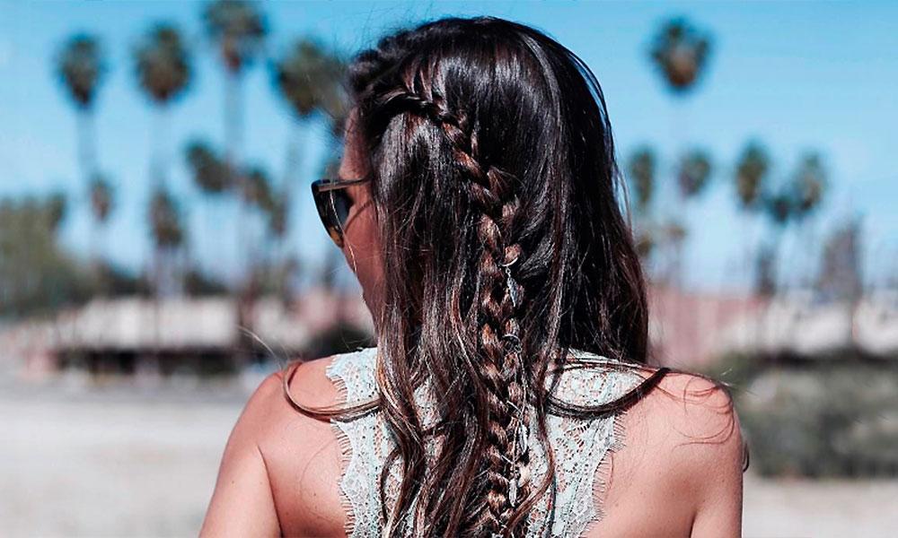 Inspírate para el perfecto peinado de playa