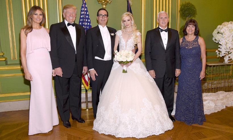 La Casa Blanca se va de boda, ¿quién se casa?