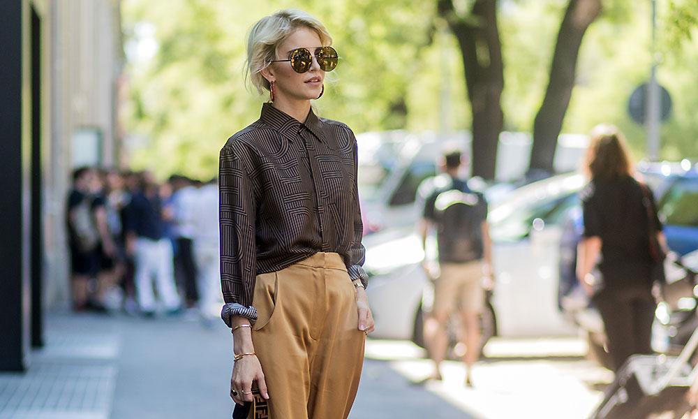6 formas de llevar la camisa (masculina)