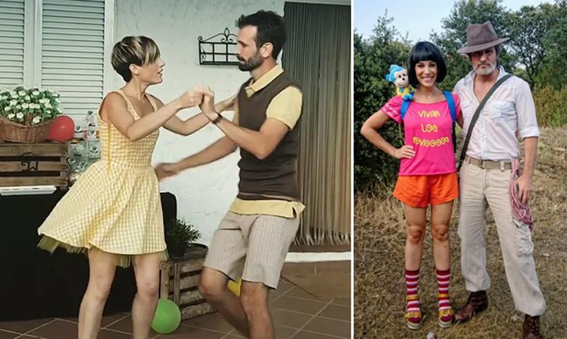 La divertida temática de boda de la humorista Sara Escudero