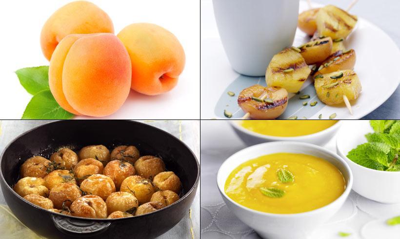 Cocina de verano: ideas muy dulces con sabor a albaricoque