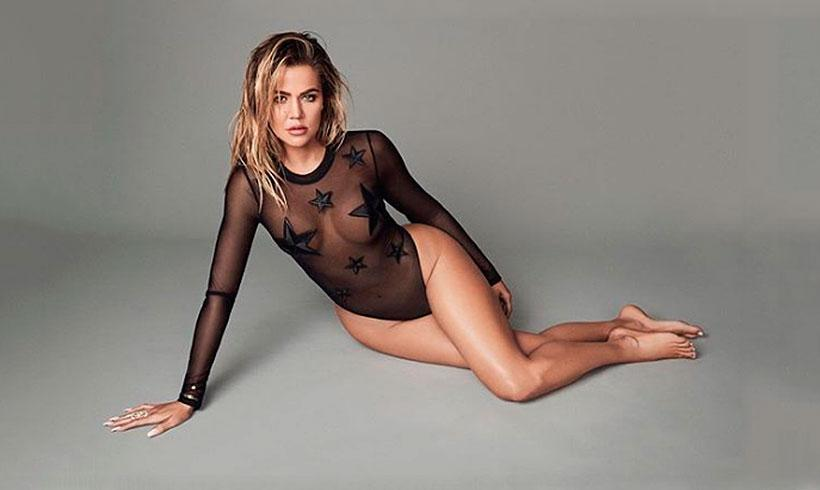 Khloe Kardashian lanza su primera línea de 'bodies' rodeada de polémica