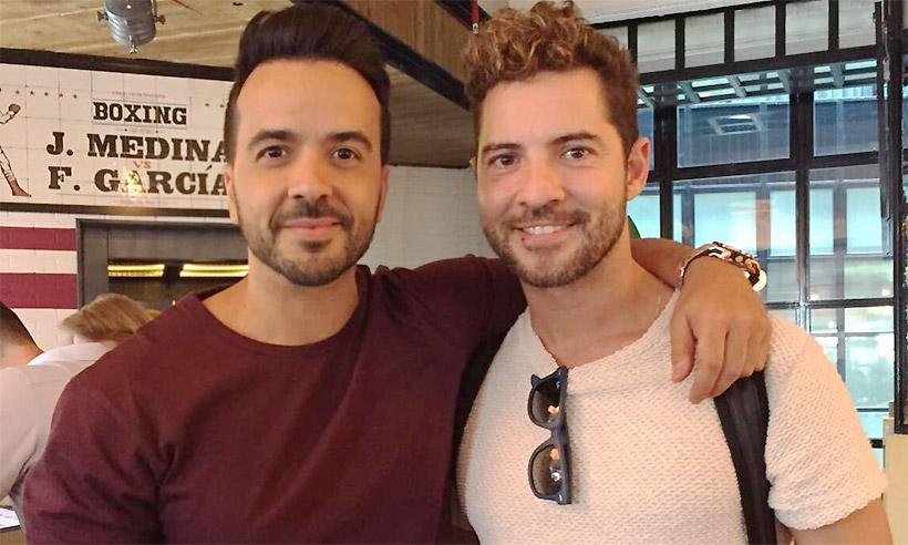 ¿Cuánto mide Luis Fonsi? - Estatura real: 1,71 - Real height Bisbal