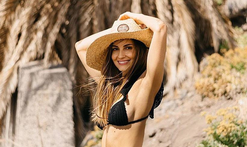 Los bikinis y bañadores (premamá) favoritos de Ariadne Artiles