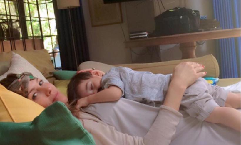 ¡Cómo ha crecido! Leonardo, el hijo de Jaydy Michel y Rafa Márquez, se hace mayor