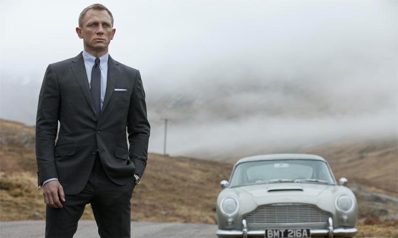 Daniel Craig volverá como el agente 007 en 'James Bond 25'
