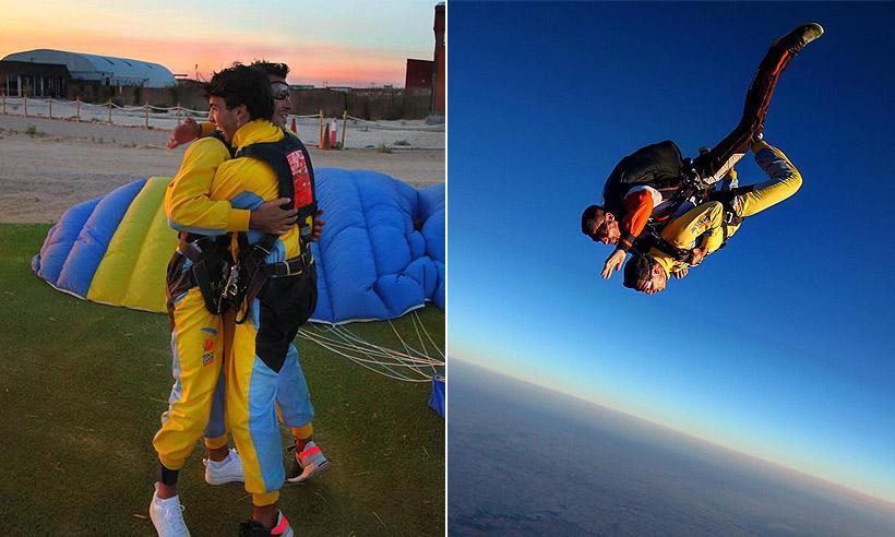 El simpático guiño de Mario Casas a 'Tres metros sobre el cielo'