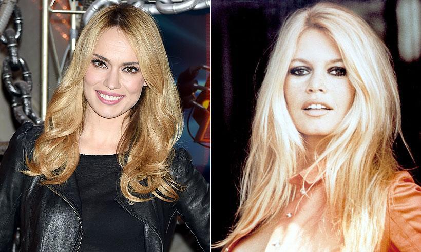 Patricia Conde será Brigitte Bardot en 'Velvet Colección'