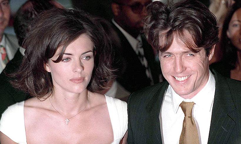 Así ha felicitado Elizabeth Hurley al que fue su gran amor ...