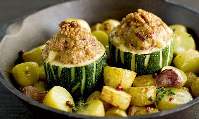 Noticias Cocina | Cocina Verde Tres Recetas Con Calabacin Que Querras Devorar