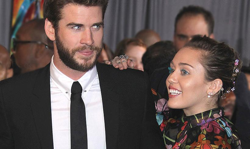 Is liam hemsworth dating miley cyrus 2018