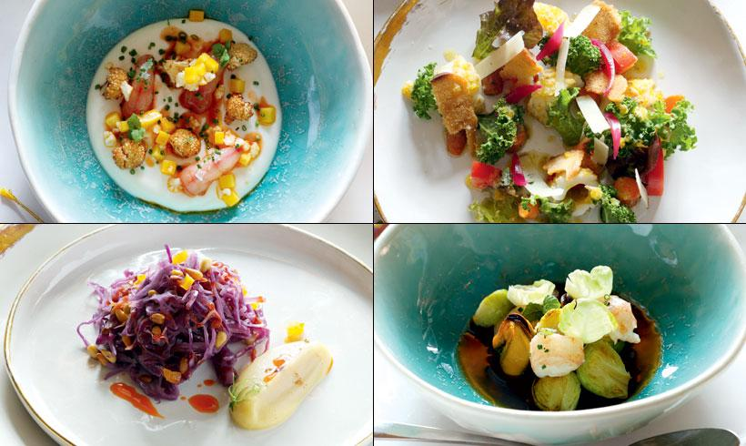 Desayunos saludables tres ideas deliciosas para incluir for Platos de alta cocina