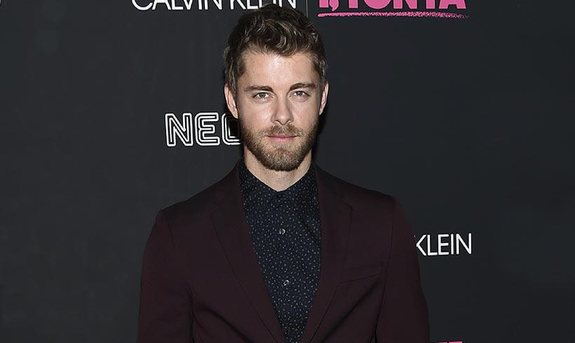 Luke Mitchell, de 'Blindspot', protagonizará 'The Code'